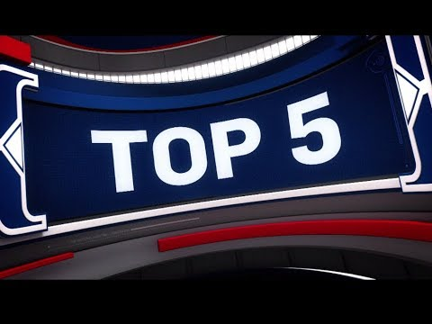 Top 5 Plays of the Night | October 17, 2017