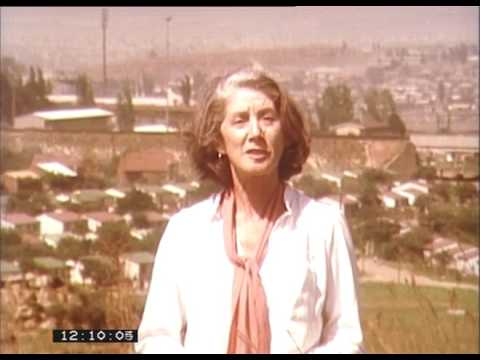Writers and Places - A Terrible Chemistry - Nadine Gordimer