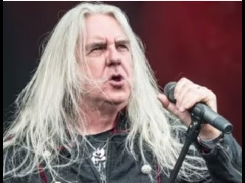 Saxon's Biff Byford new covers album 'Inspirations' interview w/ The Metal Voice posted