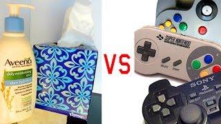 Porn vs Videogames