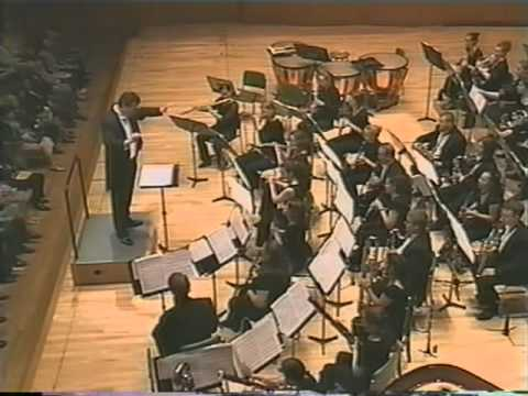 Eastman Wind Ensemble -- Bach: Toccata and Fugue in D minor
