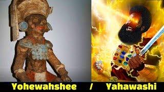 Pt. 7 - Hebrew Aboriginals of America / Yohewashee / Ibaryath Indians / Newark Holy Stone