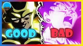 Everything GOOD & BAD About Dragon Ball Super Episode 95