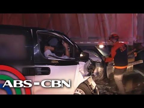 TV Patrol: Karo, bumangga sa trak; bangkay, tumilapon sa kabaong