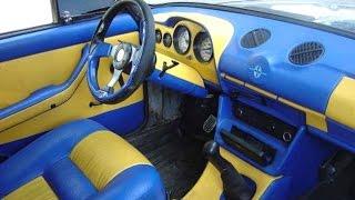 ВАЗ 2106. Супер тюнинговые автомобиль. VAZ 2106 Super tuning car.