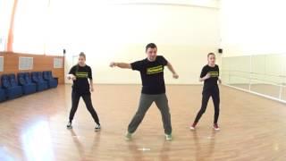 [ПОЛЕЗНОСТИ] УРОКИ ХИП ХОПА | #027 БАЗОВЫЕ ШАГИ: Two Step | HIP HOP DANCE LESSON