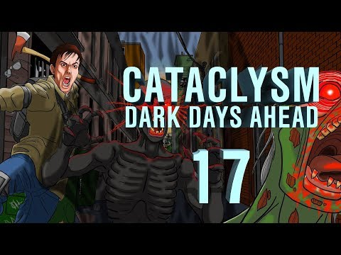 """Cataclysm: Dark Days Ahead """"Bran"""" 