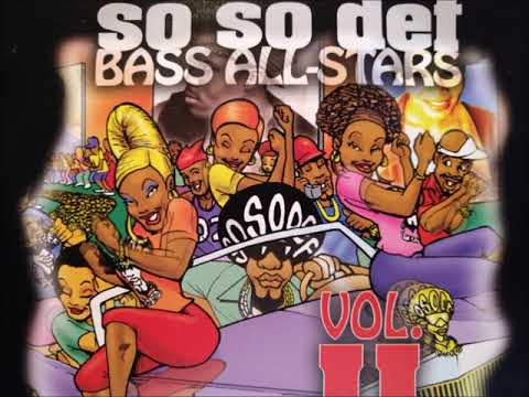 LOVE YOU DOWN/ INOJ /SO SO DEF BASS ALL STARS