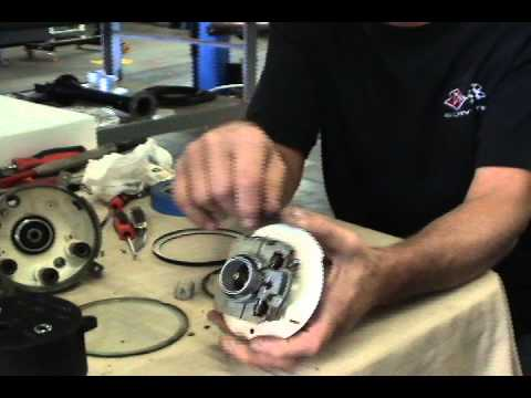 Rolls Royce Silver Cloud I Ignition Switch Removal Part 8