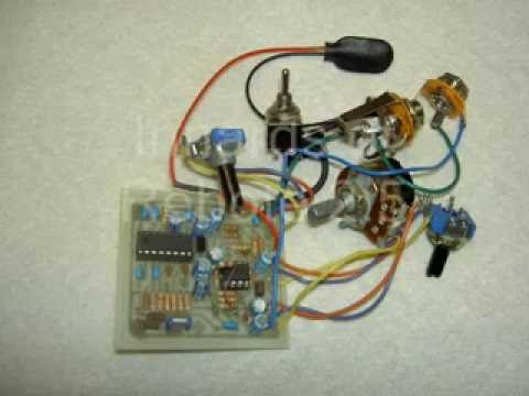 build your own guitar effects part i circuit boards youtube. Black Bedroom Furniture Sets. Home Design Ideas