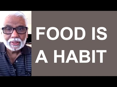 Food is a Habit: Spiritual Weight Control