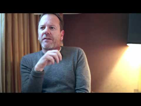 Kiefer Sutherland shares Funny Story about Being Canadian in Los Angeles