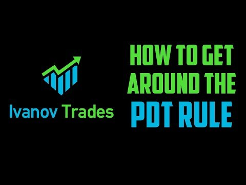 Differences between A Cash and Margin Trading Account (GET AROUND PDT RULE!)