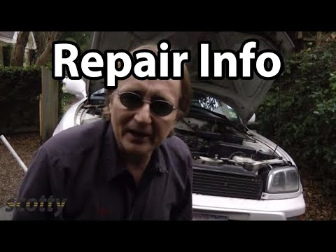 How To Find Accurate Car Repair Information