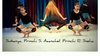 Chaliya Chaliya | Dance Choreography | Annchal Dance plus 4 | Bollywood Dance