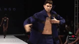 Michael NGO at Art Hearts Fashion LA Fashion Week SS/16