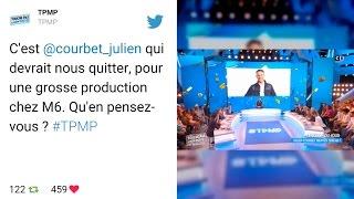 TPMP : Les internautes inquiets du départ de Julien Courbet