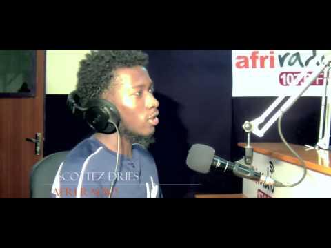 Scottez Dries Interview with Dj Kanu On Afri Radio August 2016 720p