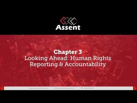 Anti-Human Trafficking & Conflict Mineral Compliance: Human Rights Reporting & Accountability
