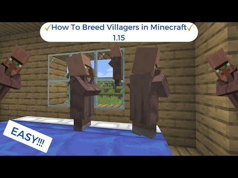 how-to-breed-villagers-in-minecraft-1.15