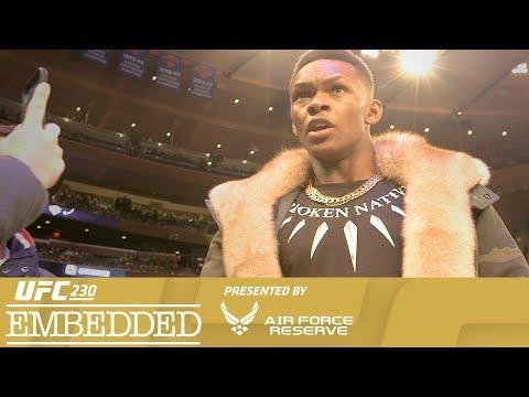UFC 230 Embedded: Vlog Series - Episode 3