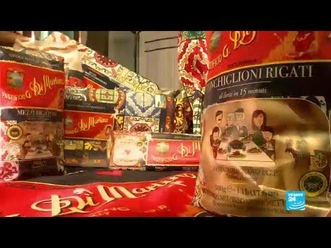 Dolce & Gabanna le imprime lujo a la pasta
