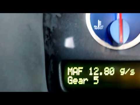Volvo S60R - Autometer Dash Control