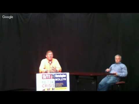 Christopher Bollyn Live On 9/11 Truth & The Echo