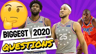 5 BIG questions for the NBA in 2020 [TRADES INCLUDED]