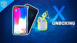 iPhone X Unboxing | Lover Of Tech