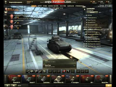 Dangerously Incompetent 2 Tank research