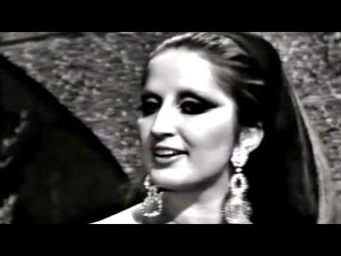 Mina - La canzone di Marinella (video TV spagnola,  1968)