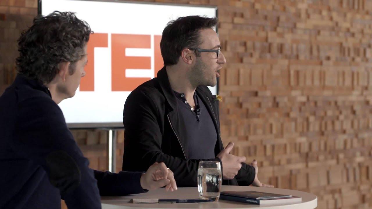 Simon Sinek on Leadership - TED2014