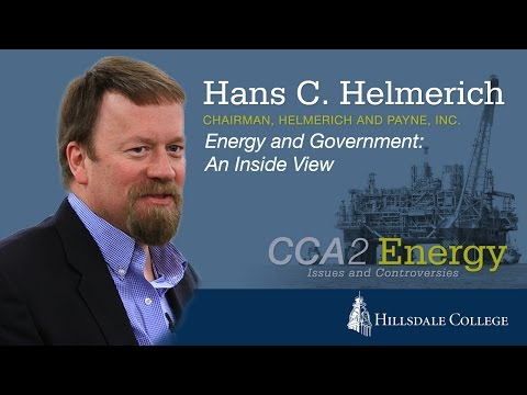 Energy and Government: An Inside View