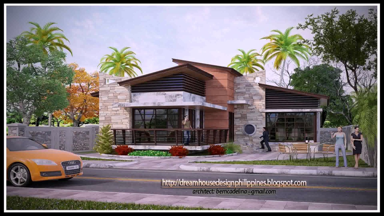 Zen House Design Philippines YouTube