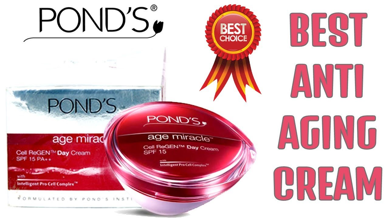 Download Ponds Age Miracle Wrinkle Corrector Day Cream SPF 18 Pa++   Anti Aging   Best Skin Care Product