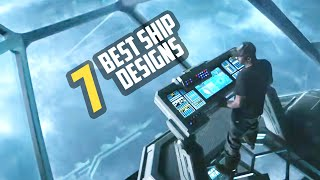 Best Starship Bridge Designs in Science Fiction