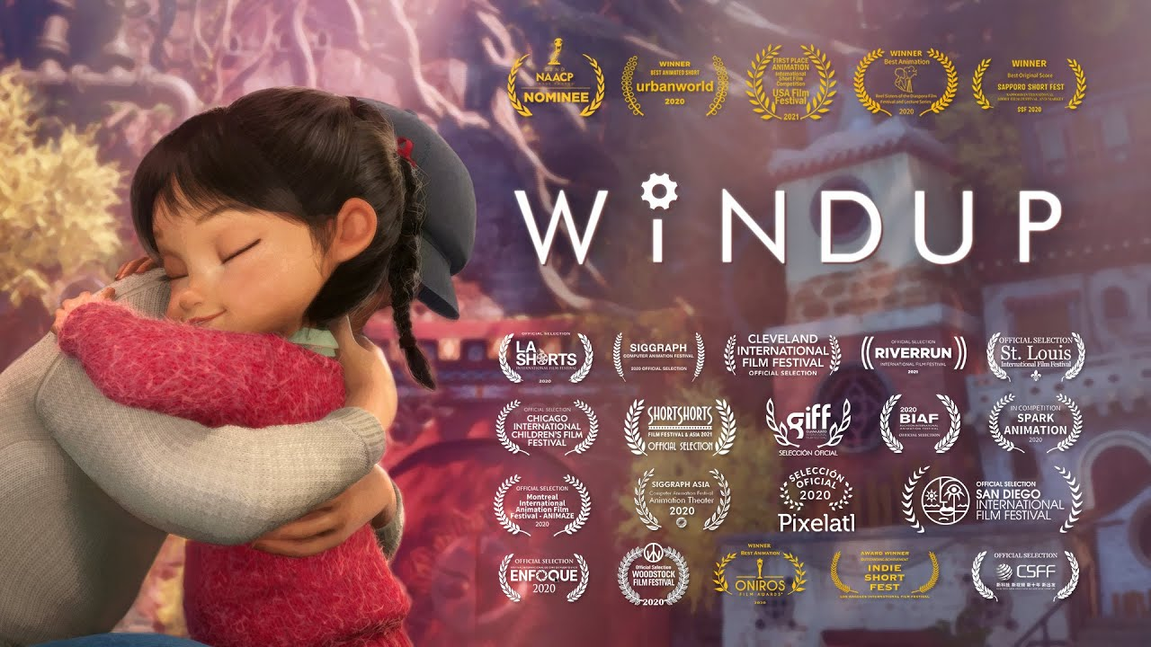WiNDUP: Animated short film | For your consideration
