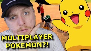 Pokemon has REAL Multiplayer Now?! - Sword/Shield Direct Reaction