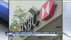 HSBC to restructure U.S. operations