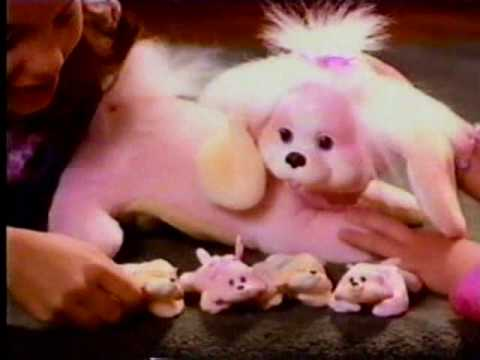 1991 Puppy Surprise Commercial
