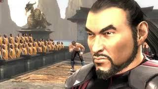 Mortal Kombat 9 modo história parte 2