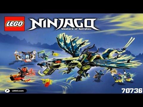 ЛЕГО НИНДЗЯГО 70594 ОСАДА МАЯКА. ОБЗОР LEGO NINJAGO THE LIGHTHOUSE .