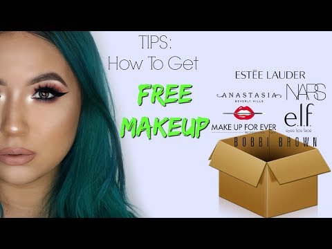 HOW TO GET👉🏽 FREE MAKEUP👈🏽 |EXCLUSIVE PR LIST TIPS | 💋BEAUTY BLOGGER 101 | Yurigmakeup