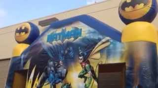 Batman Jumper Bounce House Rentals Jolly Jumps Temecula Murrieta