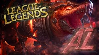 A-Z League of Legends: Renekton - Jak to wygrać