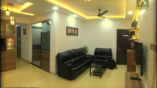 2 BHK Apartment Interior Design at Petals, Wakad , Pune |Excel constructions & Interior Designers. Mp3