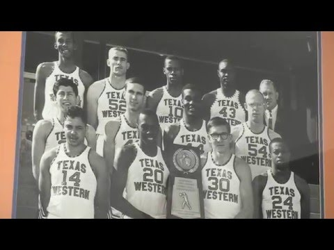 The Impact The 1966 Texas Western Men