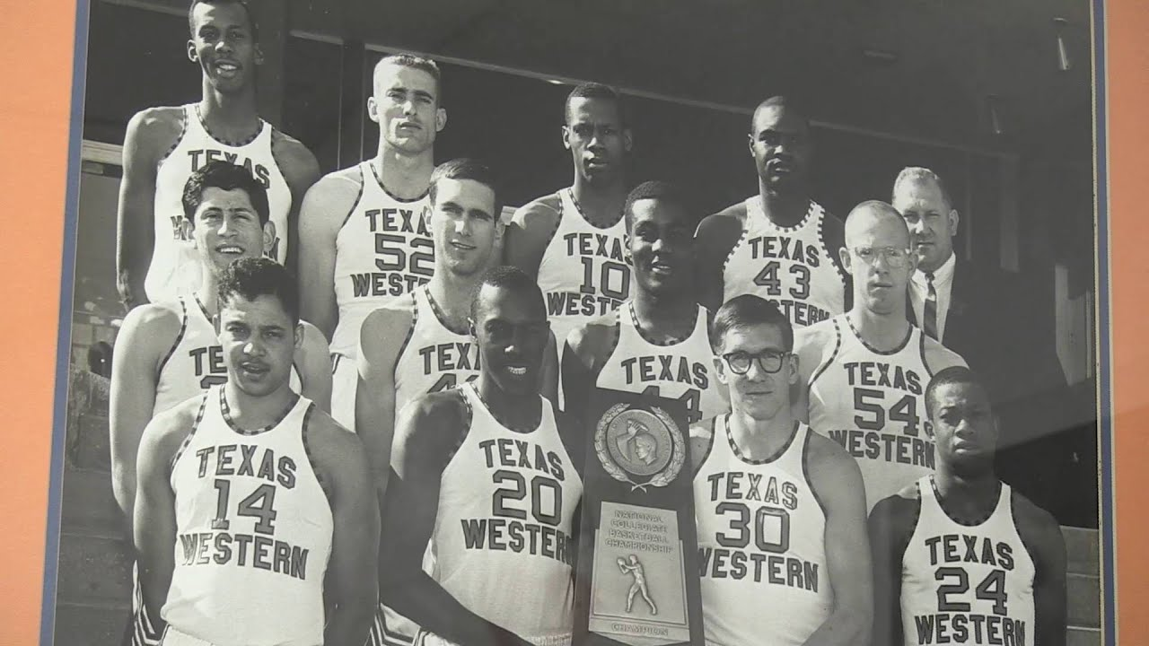 Texas Western University >> The Impact The 1966 Texas Western Men S Basketball Championship Had On The Game And More