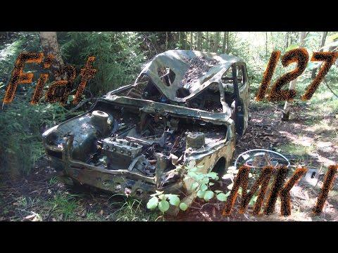 Forest Find: Fiat 127 Mk1